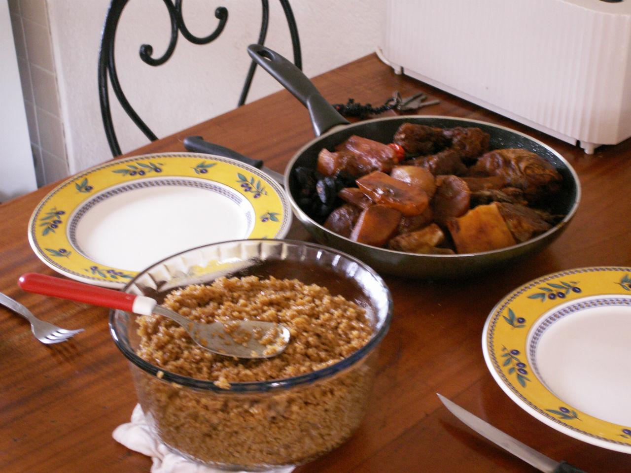 La thiéboudienne : une spécialité sénégalaise