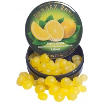 Rendez-vous citron, un plaisir acidulé pour égayer votre journée