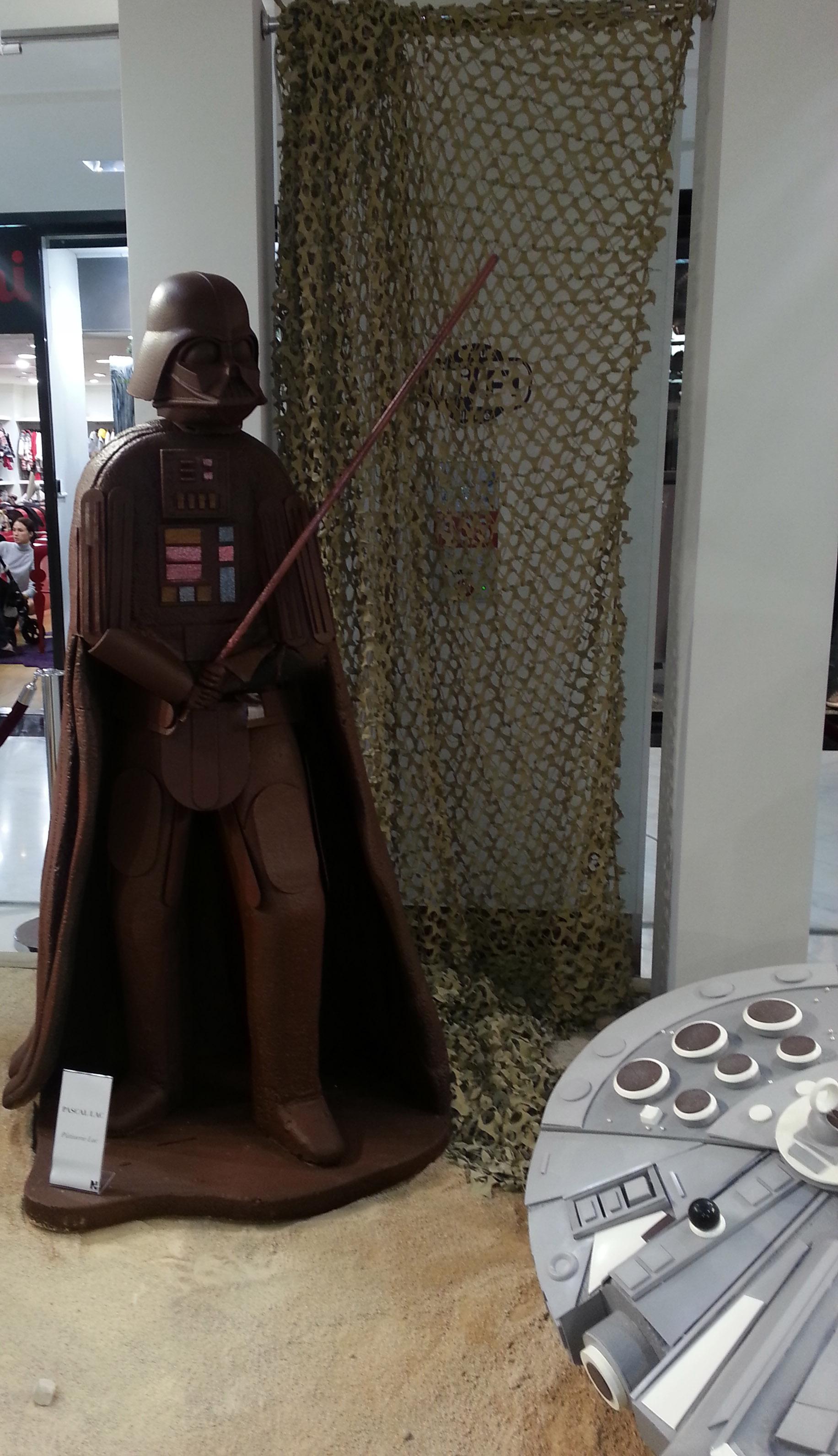 Anakin Skywalker alias Dark Vador !