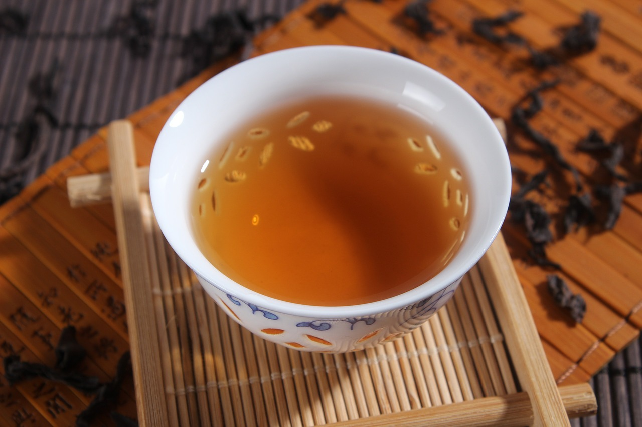 Le thé a beaucoup de choses à nous apporter