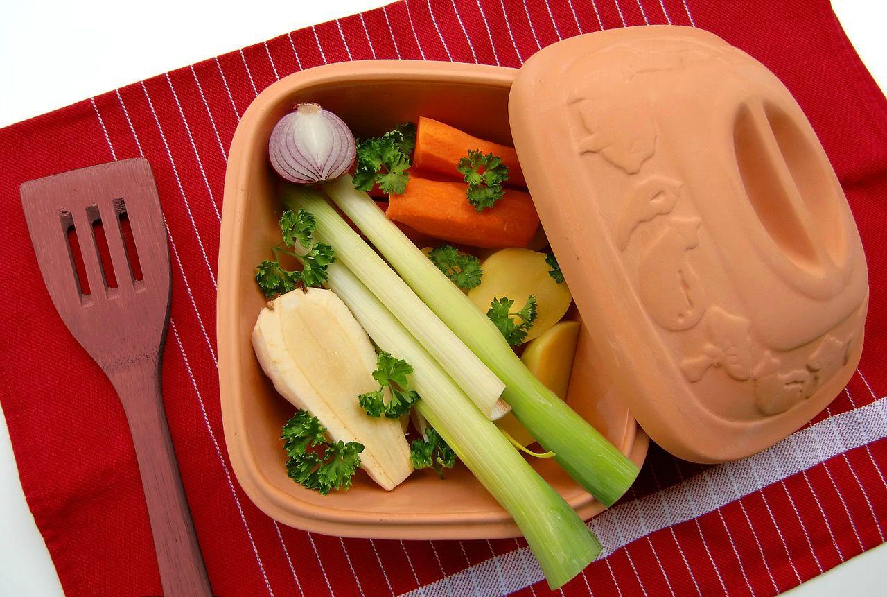 Choisissez des aliments sains pour préparer des petits plats équilibrés.
