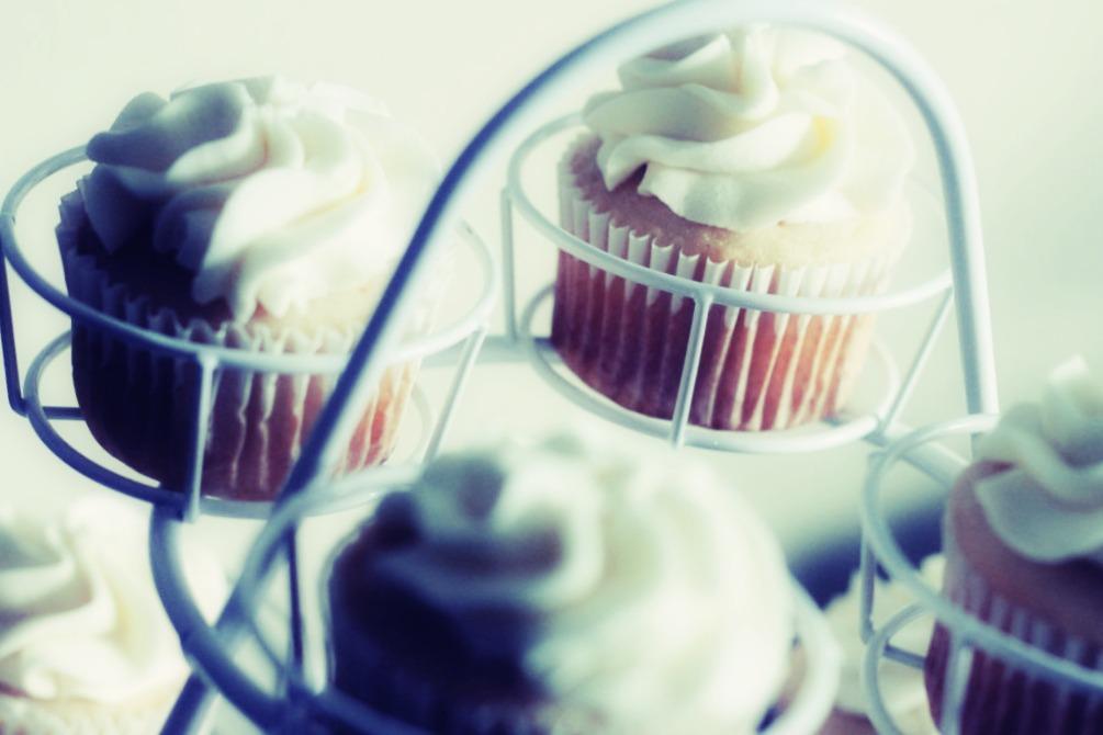 Portant à cupcakes
