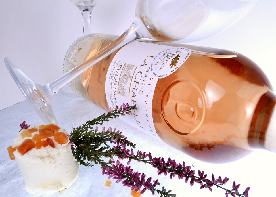 vin provence domaine dégustation